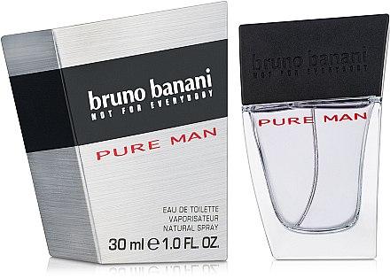 Bruno Banani Pure Man - Eau de Toilette  — Bild N2