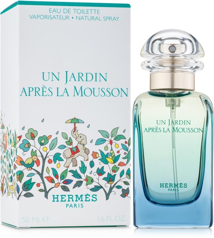 Hermes Un Jardin Apres la Mousson - Eau de Toilette  — Bild N2
