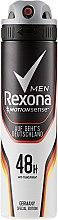 Deospray Antitranspirant - Rexona Men Auf Geht's Deutschland Limited Edition Deodorant Spray — Bild N1