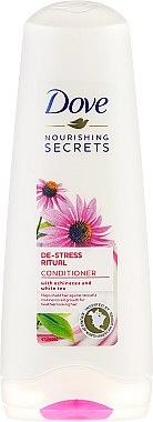 Anti-Stress Haarspülung mit Sonnenhüte und weißem Tee - Dove Nourishing Secrets De-Stress Ritual — Bild N1