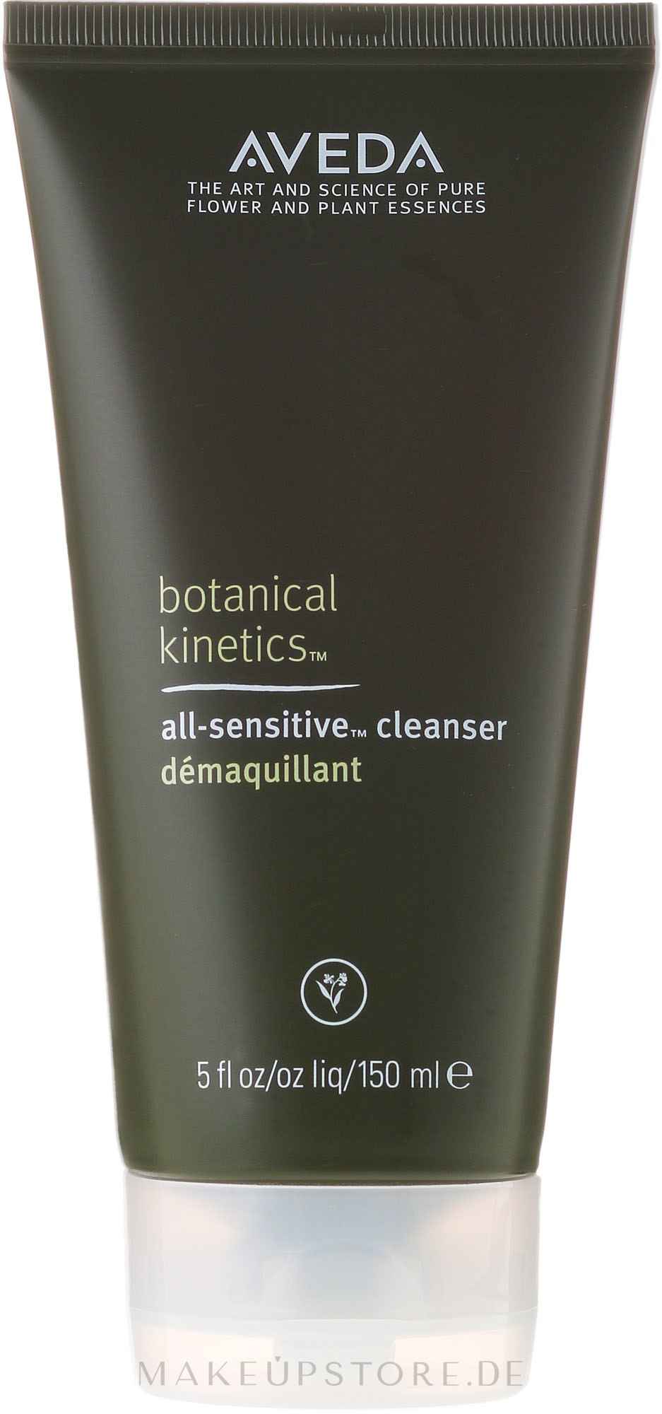 Reinigende Gesichtspeeling-Creme - Aveda Botanical Kinetics Exfoliating Creme Cleanser — Bild 150 ml