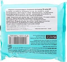 Feuchtigkeitstücher für das Gesicht 30 St. - Beauty Formulas Deep Cleansing Facial Wipes — Bild N2