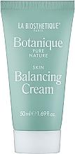 Düfte, Parfümerie und Kosmetik 100% Natürliche feuchtigkeitsspendende und pflegende Gesichtscreme mit 24-Stunden-Effekt - La Biosthetique Botanique Pure Nature Balancing Cream
