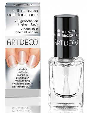 Multifunktionaler Nagellack - Artdeco All In One Nail Lacquer — Bild N1