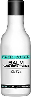 Haarspülung mit Aloe Vera - Stapiz Professional Basic Salon Aloe Conditioner Balm — Bild N1