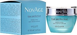 Düfte, Parfümerie und Kosmetik Tägliche Feuchtigkeitscreme für perfekte Haut - Oriflame NovAge True Perfection
