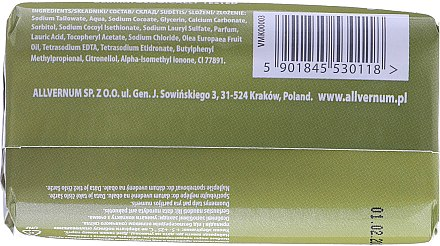 Cremige Seife mit Vitamin E und Olive - Vitea Cream Soap — Bild N2