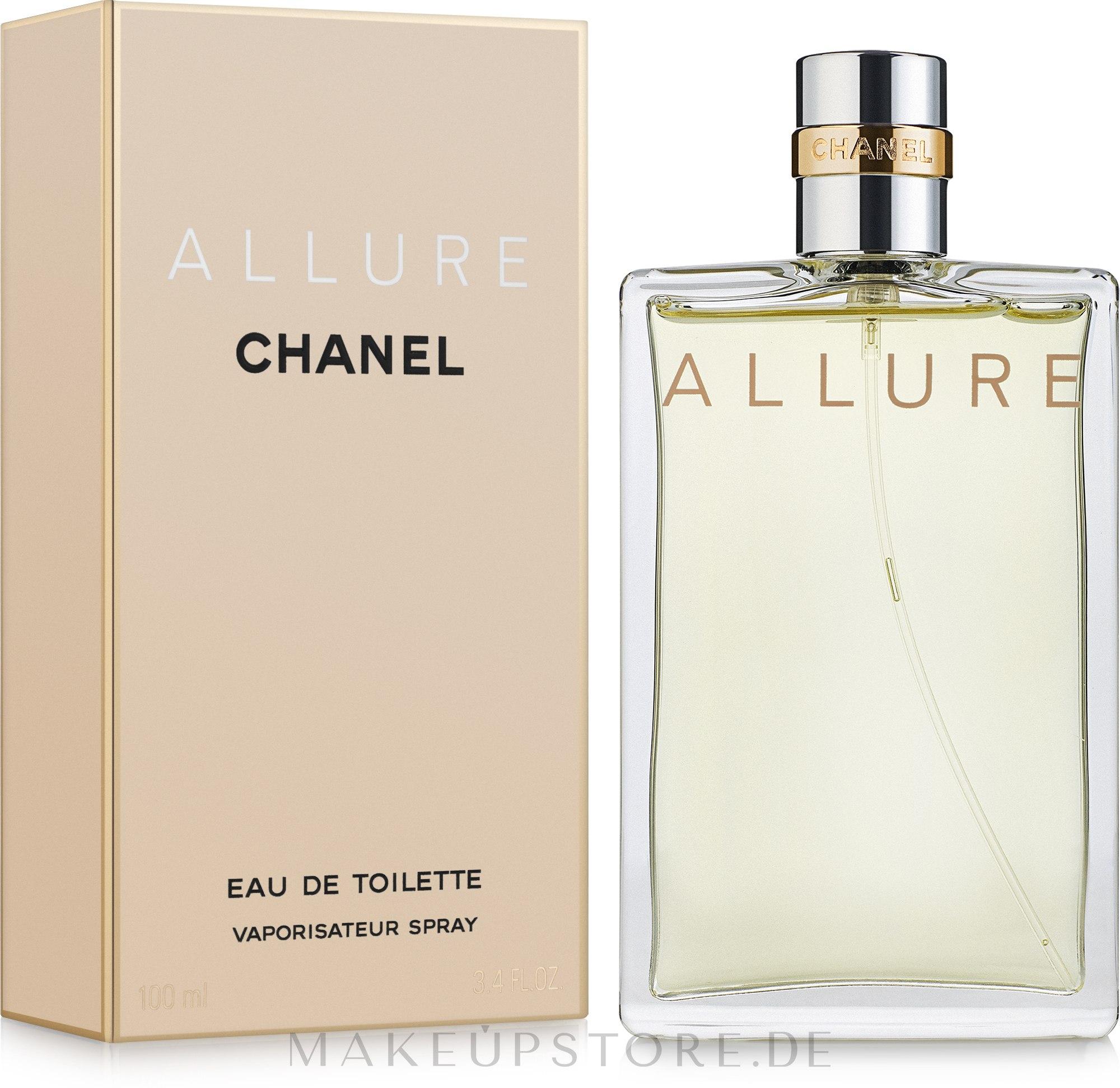 Chanel Allure - Eau de Toilette — Bild 100 ml