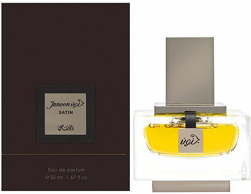 Rasasi Junoon Satin For Men - Eau de Parfum — Bild N1