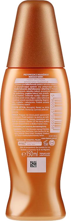 Autobronzant mit Kakaobutter - DAX Sun Tan Booster Spray — Bild N2