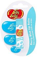 Düfte, Parfümerie und Kosmetik Lippenbalsam Berry Blue - Jelly Belly Berry Blue Lip Balm