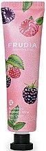 Düfte, Parfümerie und Kosmetik Handcreme mit Himbeerwein - Frudia My Orchard Raspberry Wine Hand Cream
