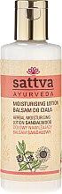 Düfte, Parfümerie und Kosmetik Körperlotion - Sattva Herbal Moisturising Lotion Sandalwood