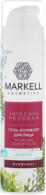 """Tägliches Gesichtscreme-gel """"Meeresalgen"""" - Markell Cosmetics Every Day Cream Gel — Bild N2"""