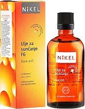 Düfte, Parfümerie und Kosmetik Sonnenschutzöl mit Karotten SPF 6 - Nikel Sun Oil SPF 6