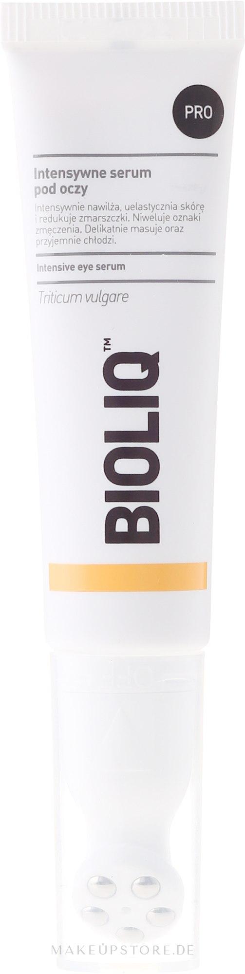 Intensives Augenserum - Bioliq Pro Intensive Eye Serum — Bild 15 ml
