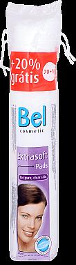 Kosmetische Wattepads rund - Bel Cosmetic Extrasoft Pads — Bild N1