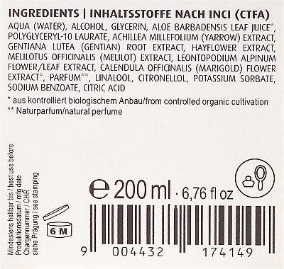 Gesichtswasser mit Edelweiss für empfindliche Haut - Styx Naturcosmetic Alpin Derm Tonic — Bild N5