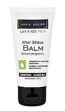 Düfte, Parfümerie und Kosmetik After Shave Balsam für empfindliche Haut - Hean Men's Atelier After Shave Balm