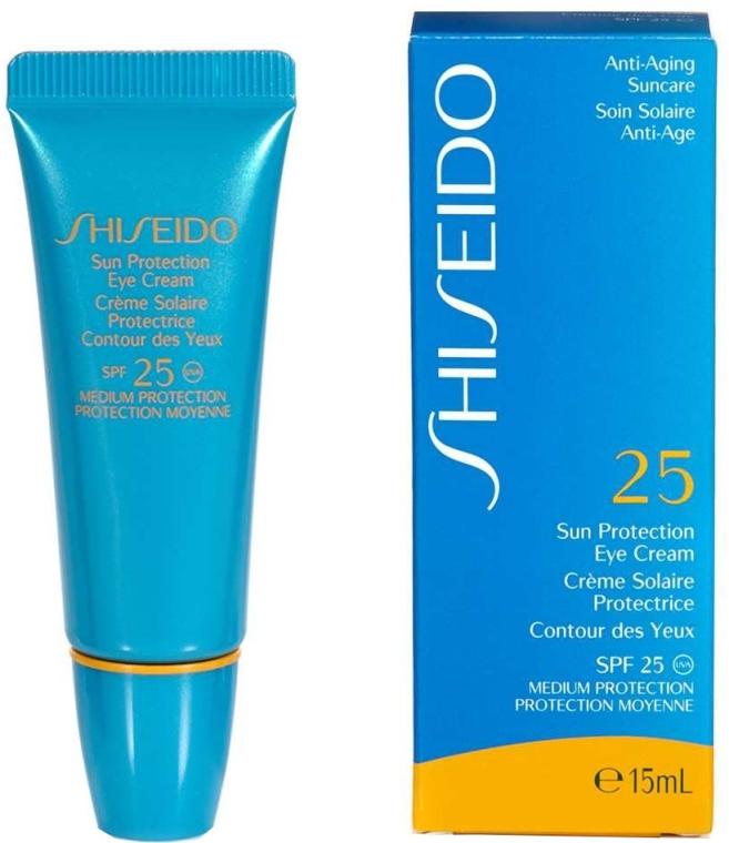Anti-Aging Sonnenschutzcreme für die Augenpartie SPF 25 - Shiseido Sun Protection Eye Cream SPF 25 — Bild N2