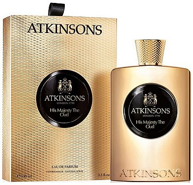 Atkinsons His Majesty The Oud - Eau de Parfum — Bild N1
