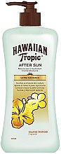 Düfte, Parfümerie und Kosmetik Feuchtigkeitsspendende After Sun Lotion mit Sheabutter und Mango-Extrakt - Hawaiian Tropic Ultra Radiance After Sun Lotion Island Mango