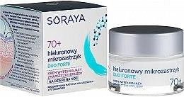 Regenerierende Anti-Falten Tages- und Nachtgesichtscreme 70+ - Soraya Duo Forte Face Cream 70+ — Bild N1