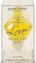 Düfte, Parfümerie und Kosmetik Jeanne Arthes Love Never Dies Gold - Eau de Parfum