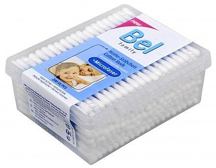 Wattestäbchen - Bel Family Cotton Buds — Bild N1