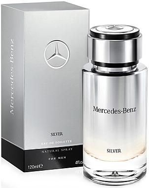 Mercedes-Benz Silver - Eau de Toilette — Bild N1