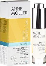 Düfte, Parfümerie und Kosmetik Schützender Gesichtsbooster SPF 50+ - Anne Moller Blockage Multi-Protection Booster SPF50+