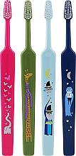 Düfte, Parfümerie und Kosmetik Kinderzahnburste extra weich grün, rosa, hellblau, blau 4 St. - TePe Kids Extra Soft