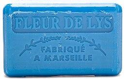 Düfte, Parfümerie und Kosmetik Marseiller Seife Lilie - Foufour Savonnette Marseillaise Fleur de Lys