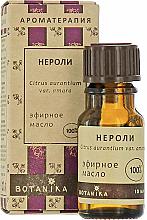 """Düfte, Parfümerie und Kosmetik Ätherisches Öl """"Neroli"""" - Botanika Essential Oil"""