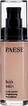 Düfte, Parfümerie und Kosmetik Foundation - Paese Lush Satin