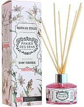 Düfte, Parfümerie und Kosmetik Raumerfrischer Tuberose - Panier Des Sens Shiny Tuberose Reed Diffuser