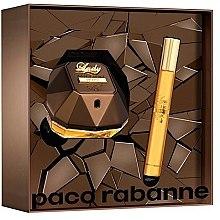 Düfte, Parfümerie und Kosmetik Paco Rabanne Lady Million Prive - Duftset (Eau de Parfum/50ml + Mini/10ml)
