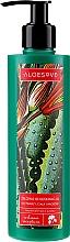 Düfte, Parfümerie und Kosmetik Regenerierendes Gel für Gesicht, Haar und Körper mit Aloe Vera-Saft - Aloesove