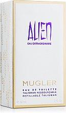 Düfte, Parfümerie und Kosmetik Mugler Alien Eau Extraordinaire The Refillable Stones - Eau de Toilette (3 x Nachfüllung)