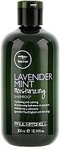 Düfte, Parfümerie und Kosmetik Feuchtigkeitsspendendes Shampoo mit Extrakten aus Lavendel, Minze und Teebaumöl - Paul Mitchell Tea Tree Lavender Mint Shampoo