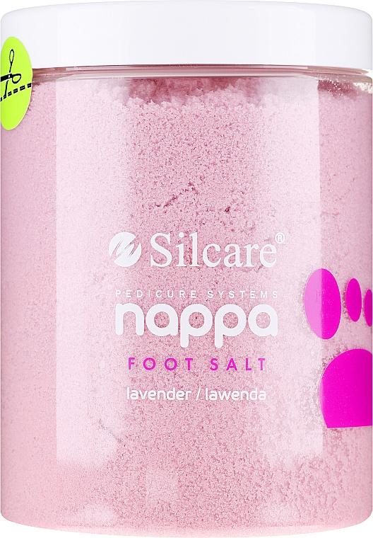 Fußbadesalz - Silcare Nappa Foot Salt — Bild N5