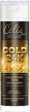 Düfte, Parfümerie und Kosmetik Luxuriöses Mizellenwasser - Celia De Luxe Gold 24k
