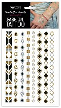 Düfte, Parfümerie und Kosmetik Flash Tattoos Ornamente - Art Look
