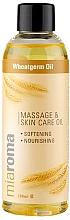 Düfte, Parfümerie und Kosmetik Erweichendes und pflegendes Massageöl mit Weizenkeimöl - Holland & Barrett Miaroma Wheatgerm Oil