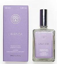 Düfte, Parfümerie und Kosmetik Erbario Toscano Lavender Home & Linen Spray - Raumlufterfrischer mit Lavendelduft