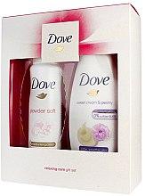 Düfte, Parfümerie und Kosmetik Duftset - Dove Relaxing Care (Deodorant 150ml + Duschgel 250ml)