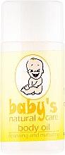 Düfte, Parfümerie und Kosmetik Reinigendes und nährendes Körperöl für Babys - Styx Naturcosmetic Baby's Natural Care