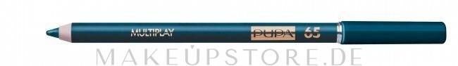 3in1 Wasserfester Augenkonturenstift - Pupa Multiplay Paris Experience — Bild 65 - Peacock