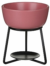Düfte, Parfümerie und Kosmetik Aromalampe - Yankee Candle Pink Icing Pebble Wax Melt Warmer