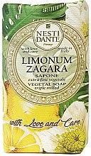 Düfte, Parfümerie und Kosmetik Naturseife Limonum Zagara - Nesti Dante Vegetable Soap Love and Care Collection